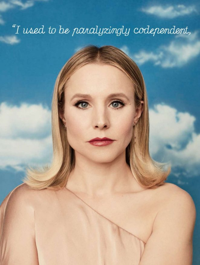 Kristen Bell - American Way Magazine (September 2018issue)