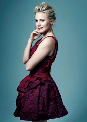 Kristen Bell - Andrew Eccles Photoshoot 2016