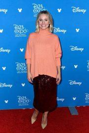 Kristen Bell - D23 Disney Expo in Anaheim