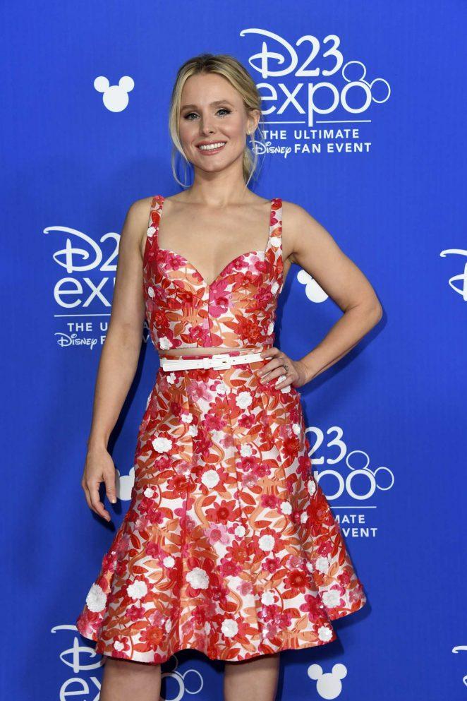 Kristen Bell – D23 Expo 2017 in Anaheim