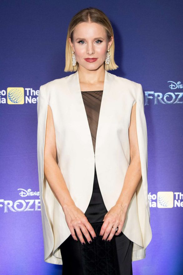 Kristen Bell - 'Frozen 2' Photocall in Toronto