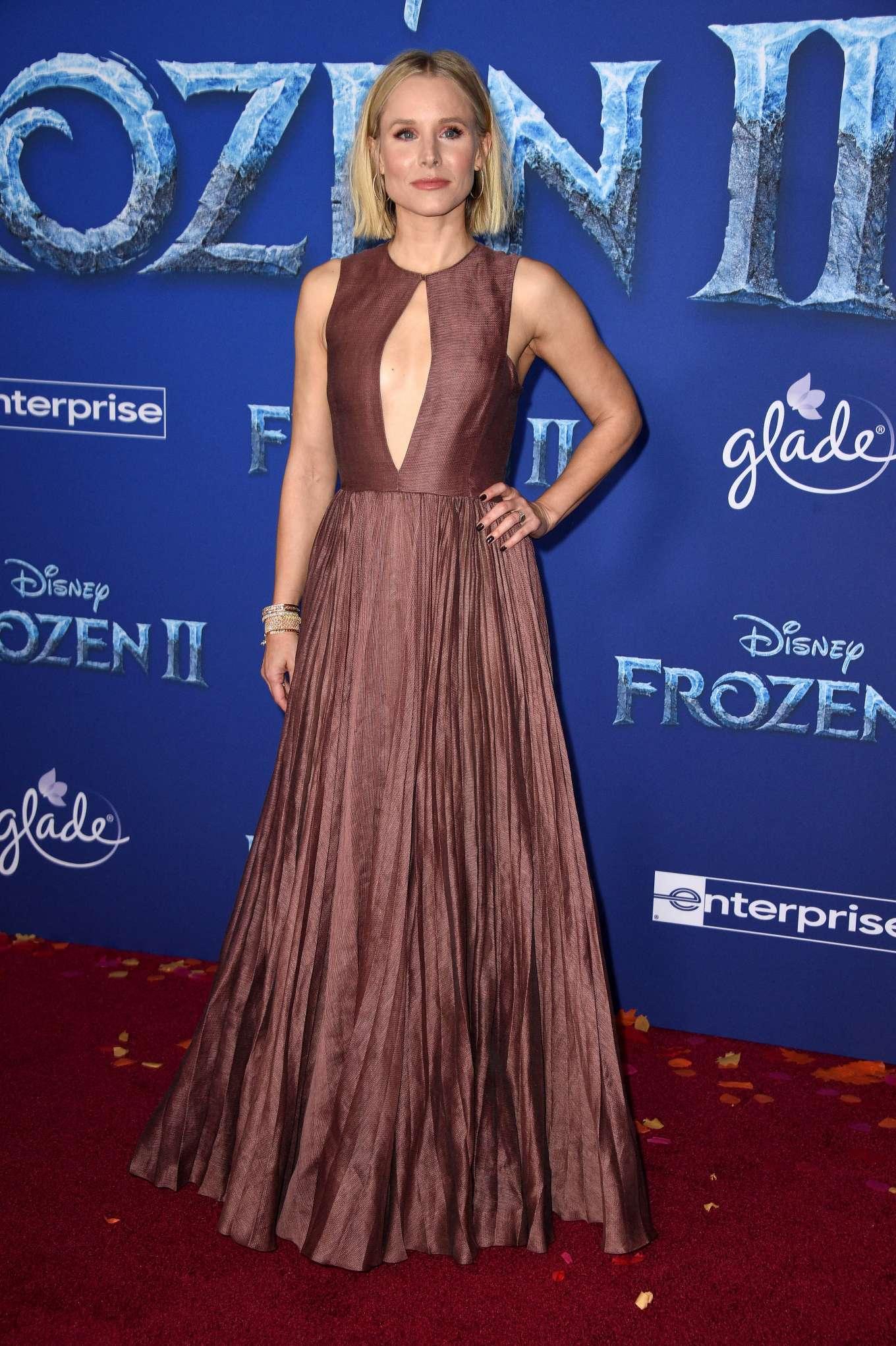 Kristen Bell - 'Frozen 2' Premiere in Los Angeles