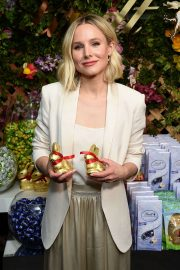 Kristen Bell - Hosts a Lindt Chocolate Easter Luncheon with Kristen Bell and friends in LA