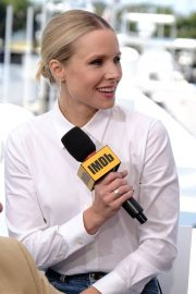 Kristen Bell - #IMDboat at Comic Con San Diego 2019