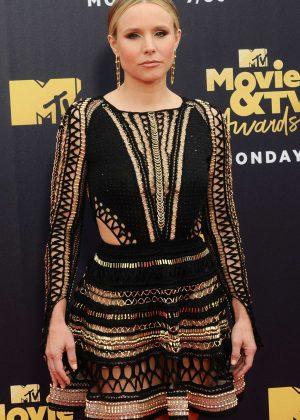 Kristen Bell - MTV Movie and TV Awards 2018 in Santa Monica