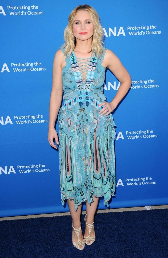 Kristen Bell - Oceana Concert for our Oceans in Beverly Hills
