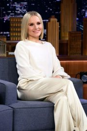 Kristen Bell - On 'The Tonight Show Starring Jimmy Fallon' in NYC