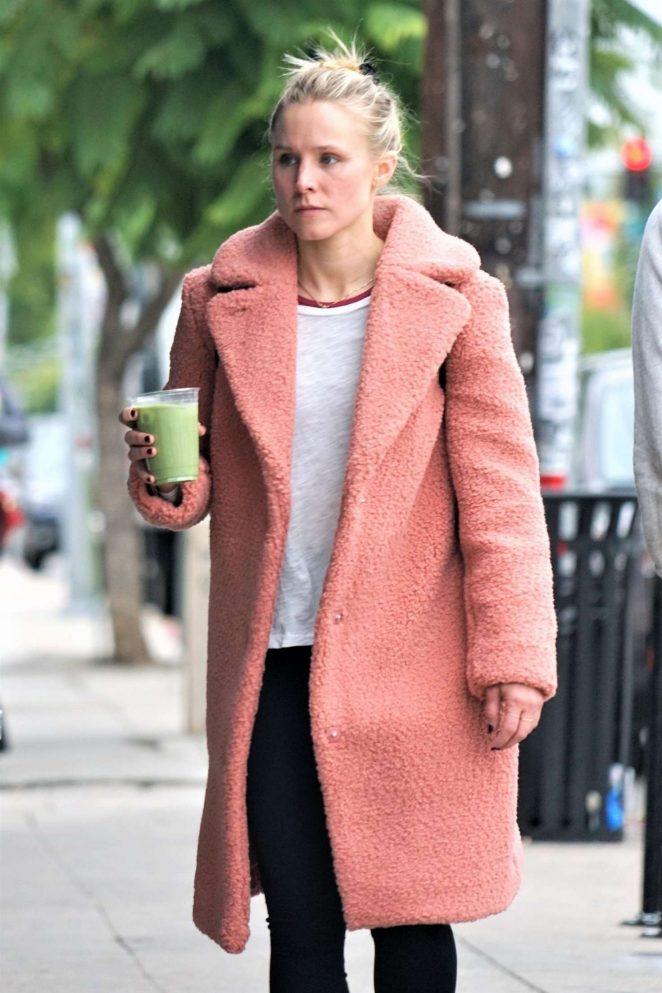 Kristen Bell: Out in Los Feliz -06