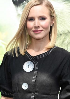Kristen Bell - 'Pandas' Premiere in Los Angeles