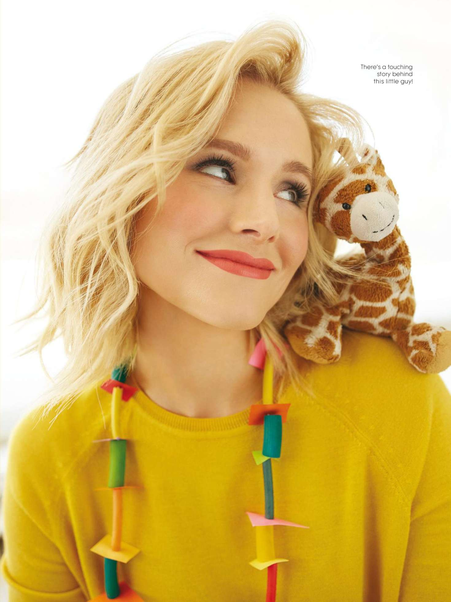 Kristen Bell - Parents US Magazine (November 2016)