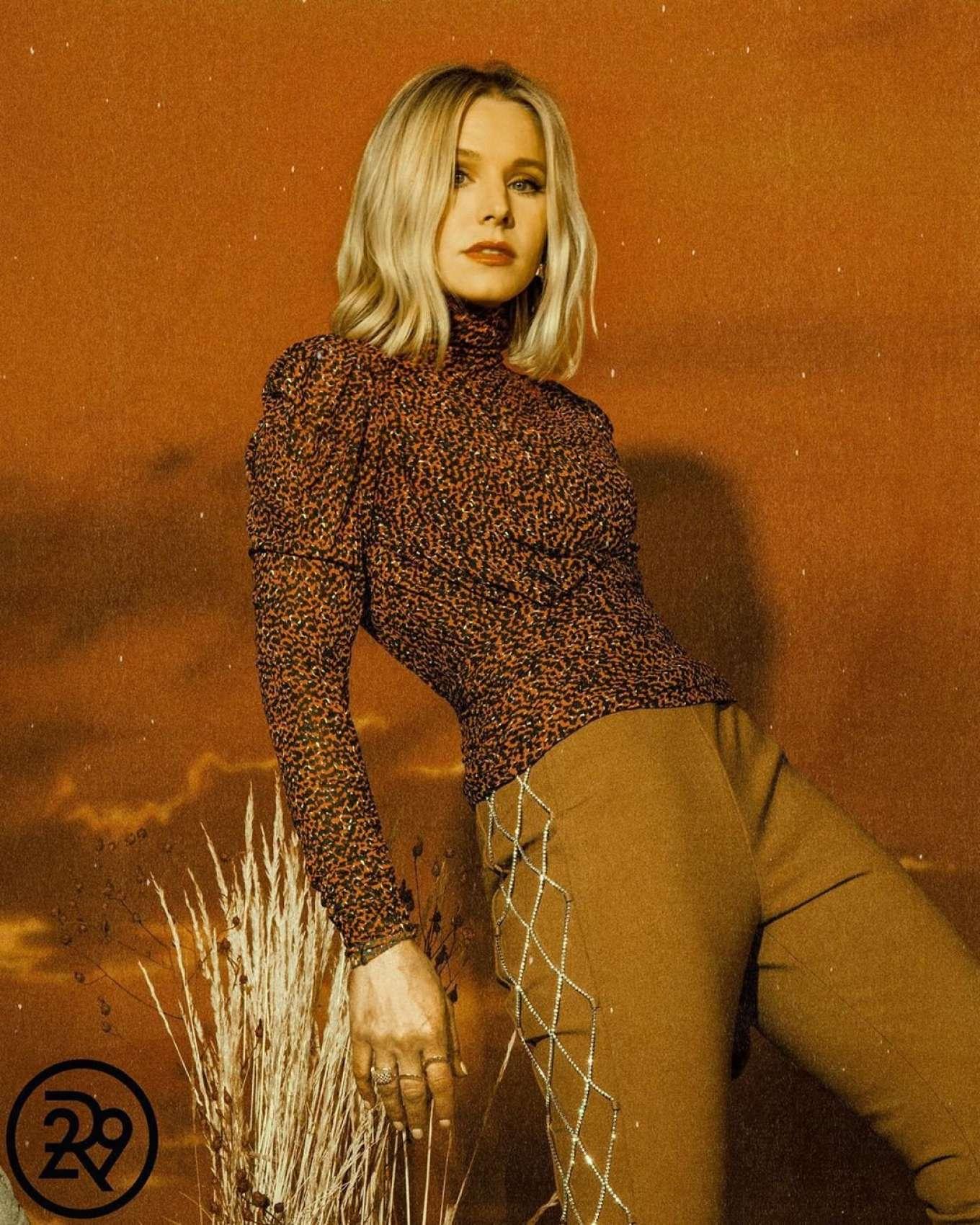 Kristen Bell - Refinery29 Magazine (September 2019)