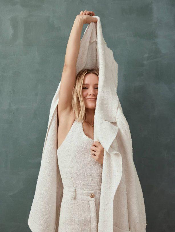 Kristen Bell - Romper magazine (November 2020)