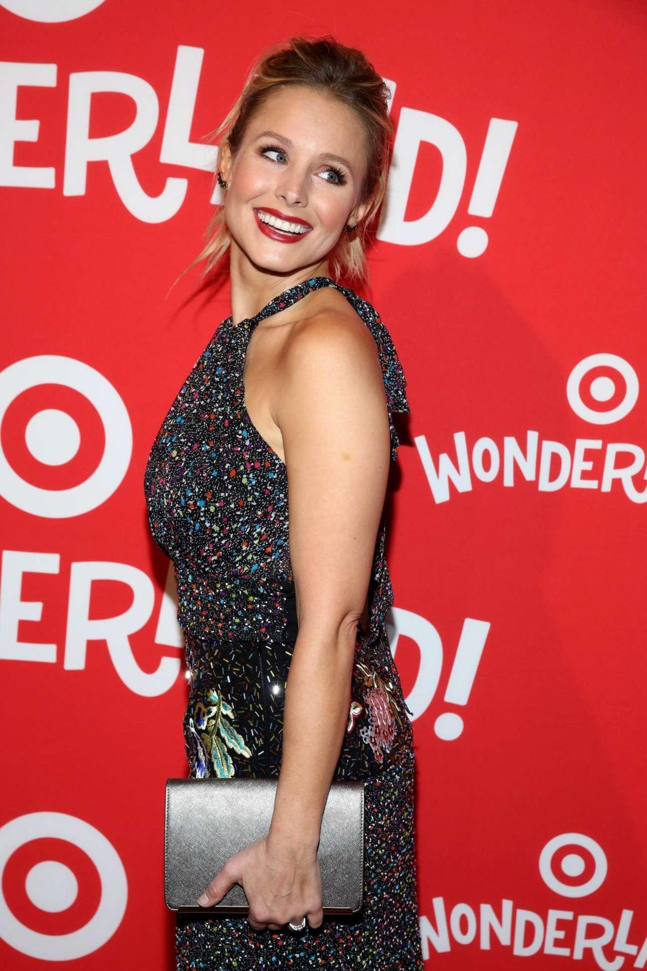 Kristen Bell - Target Wonderland Vip Party Kick Off in New York