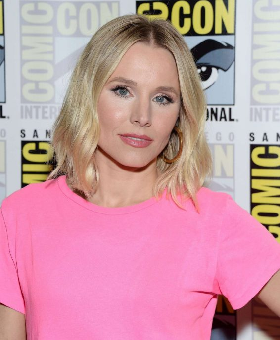 Kristen Bell 2019 : Kristen Bell – The Good Life Press Line at Comic Con San Diego 2019-07
