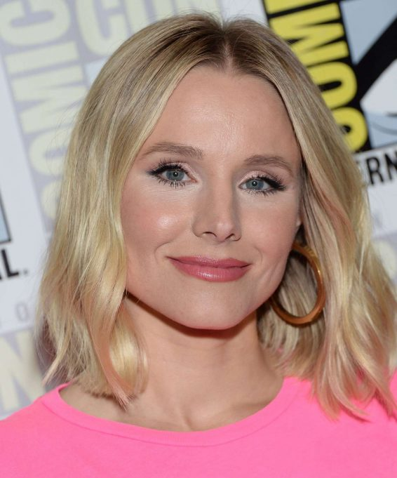 Kristen Bell 2019 : Kristen Bell – The Good Life Press Line at Comic Con San Diego 2019-08