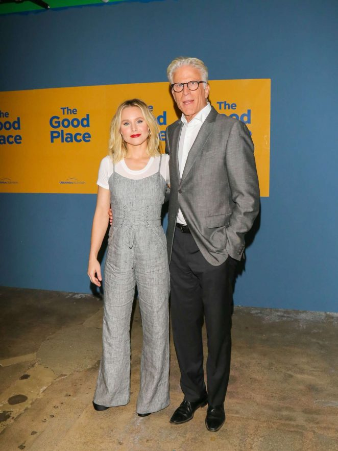 Kristen Bell: The Good Place FYC Event -01