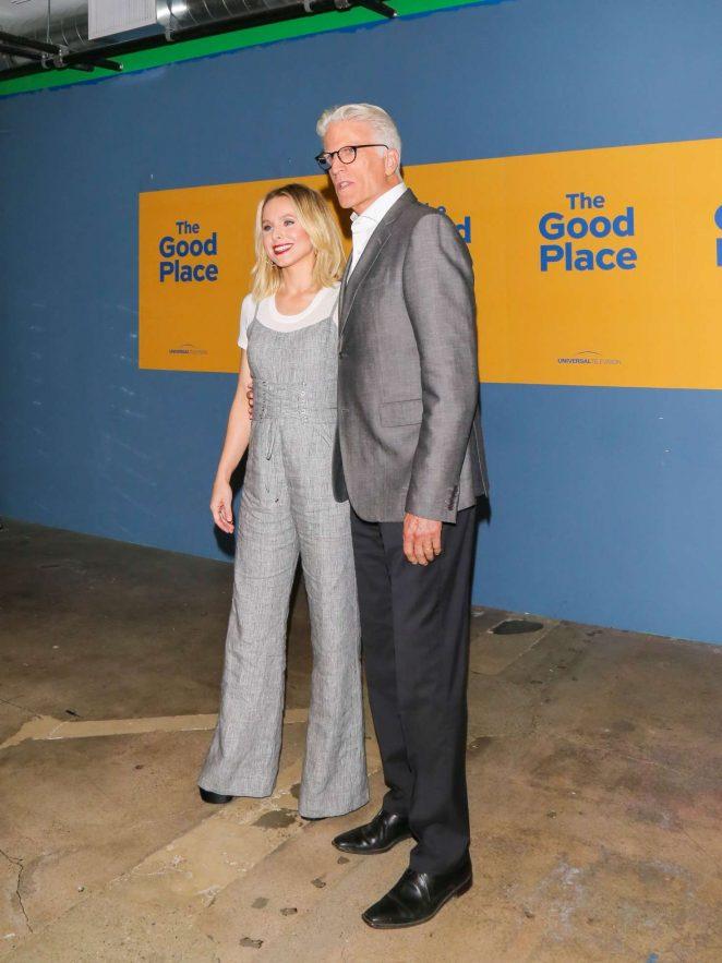 Kristen Bell: The Good Place FYC Event -08