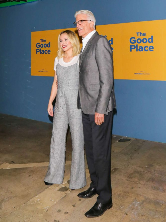 Kristen Bell: The Good Place FYC Event -11