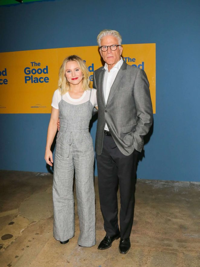 Kristen Bell: The Good Place FYC Event -12
