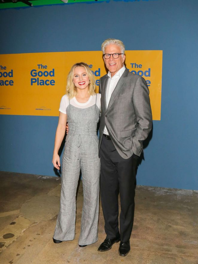 Kristen Bell: The Good Place FYC Event -14