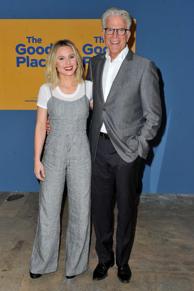 Kristen Bell: The Good Place FYC Event -15