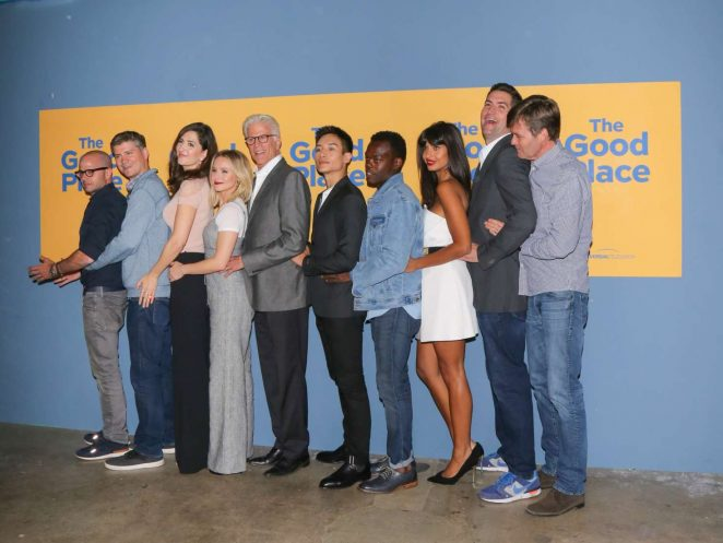 Kristen Bell: The Good Place FYC Event -18