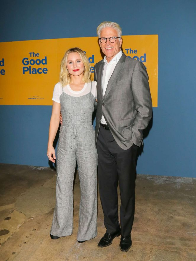 Kristen Bell: The Good Place FYC Event -28