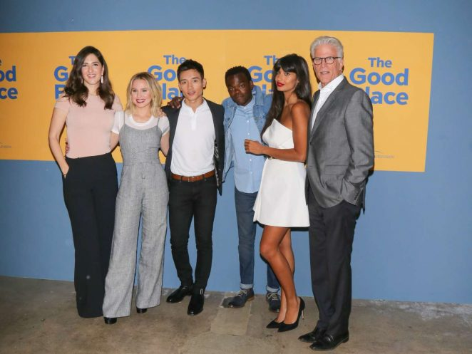 Kristen Bell: The Good Place FYC Event -29