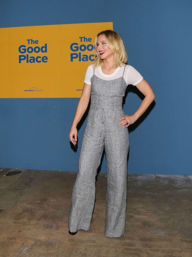 Kristen Bell: The Good Place FYC Event -32
