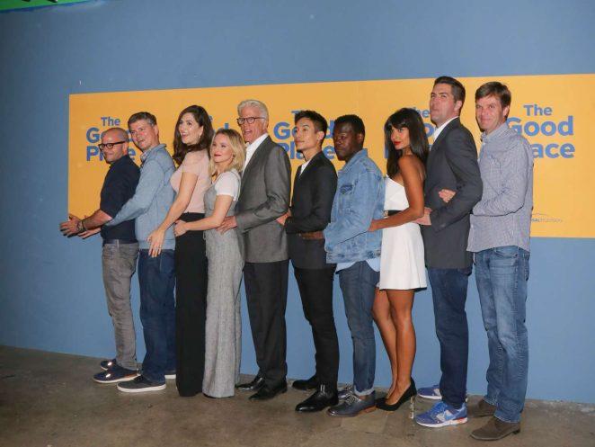Kristen Bell: The Good Place FYC Event -34