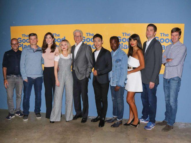 Kristen Bell: The Good Place FYC Event -37