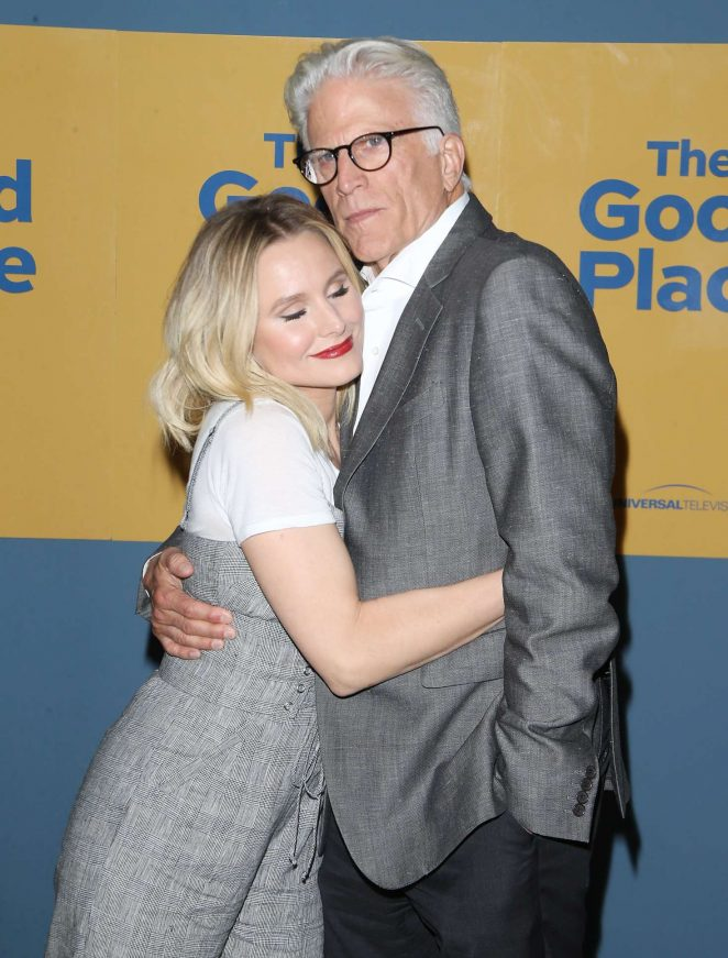 Kristen Bell: The Good Place FYC Event -42