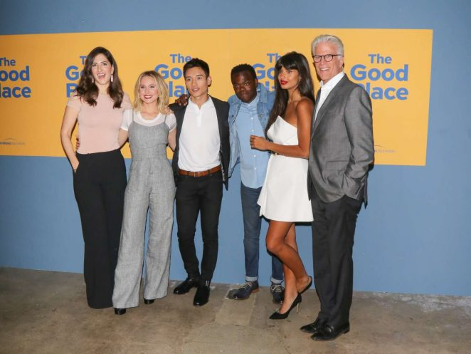 Kristen Bell: The Good Place FYC Event -46