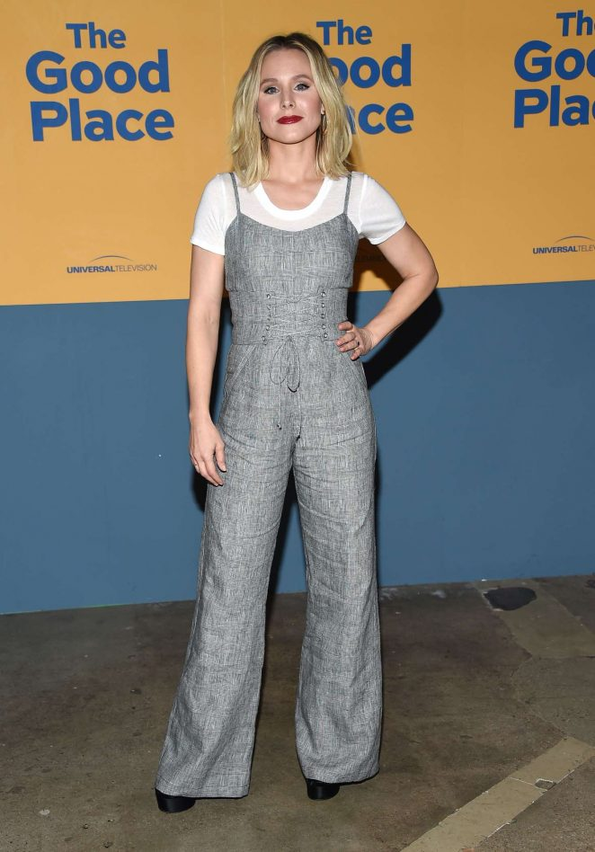 Kristen Bell: The Good Place FYC Event -47