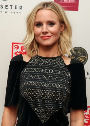 Kristen Bell - The Walt Disney Family Museum's 3rd Annual Fundraising Gala in San Francisco