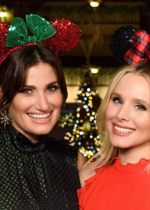 Kristen Bell - The Wonderful World Of Disney: Magical Holiday Celebration 2017