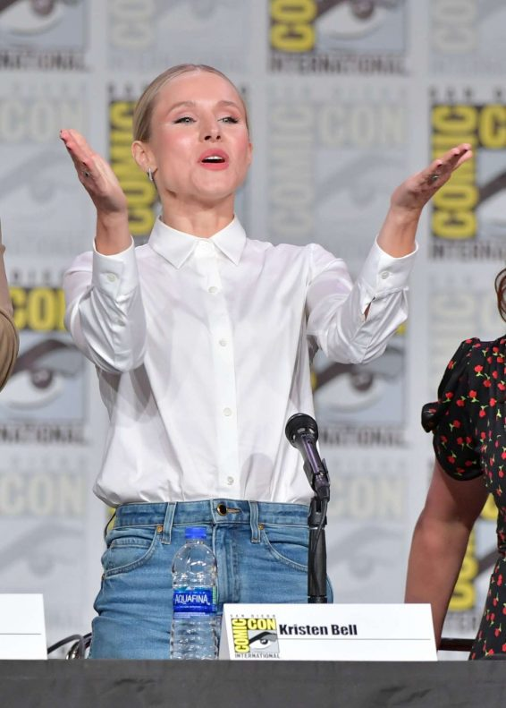 Kristen Bell - 'Veronica Mars' Panel at Comic Con San Diego 2019