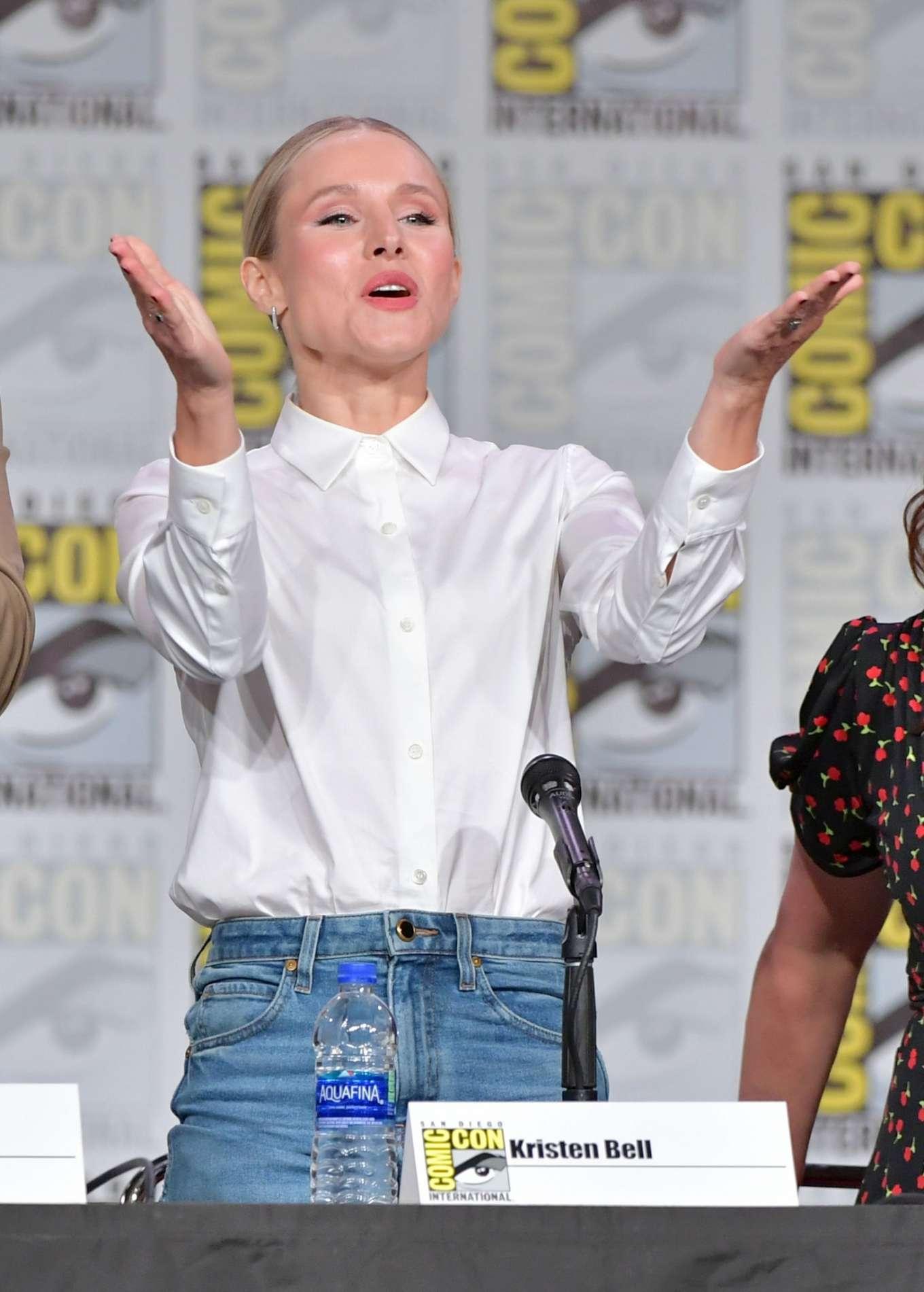 Kristen Bell - 'Veronica Mars' Panel at Comic Con San Diego 2019