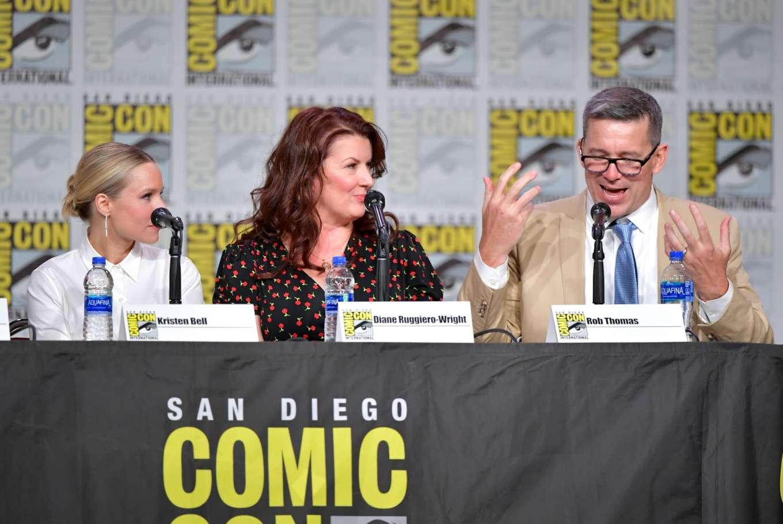 Kristen Bell 2019 : Kristen Bell – Veronica Mars Panel at Comic Con San Diego 2019-11