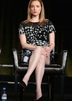 """Kristen Connolly - """"The Whispers"""" Panel TCA Press Tour in Pasadena"""
