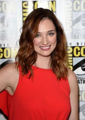 Kristen Connolly - 'Zoo' Presentation & EW broadcast at 2015 Comic-Con in San Diego