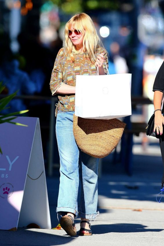 Kristen Dunst – Shopping with a friend in West Hollywood-03