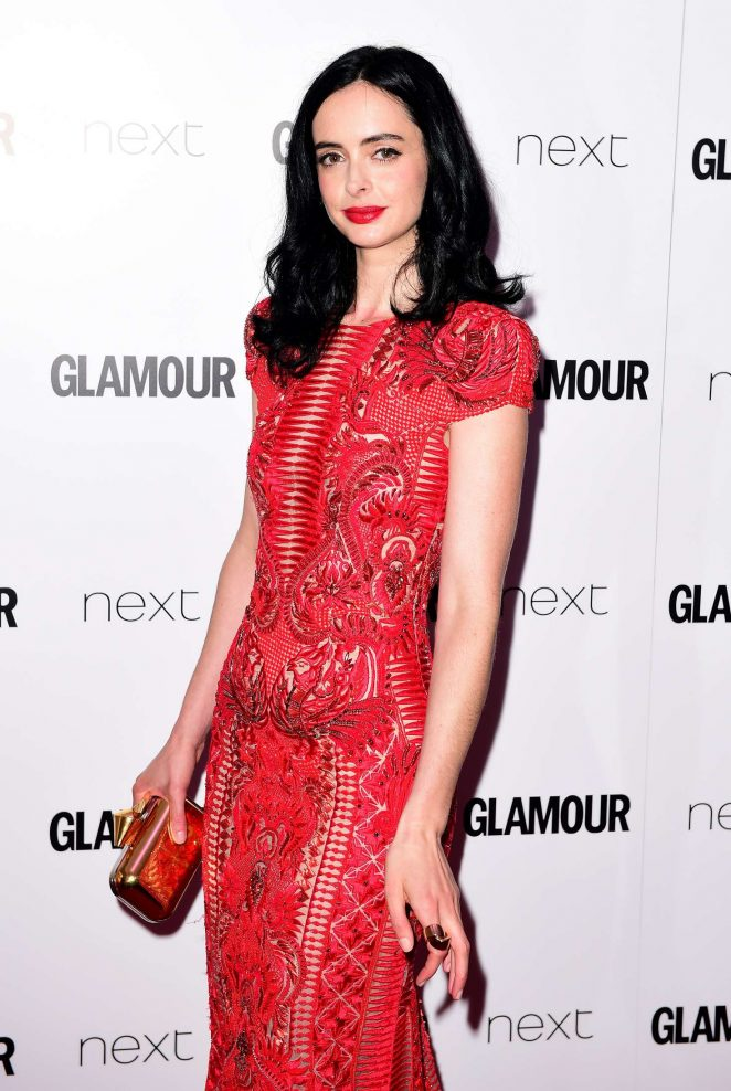 Kristen Ritter - Glamour Women of the Year Awards 2016 in London