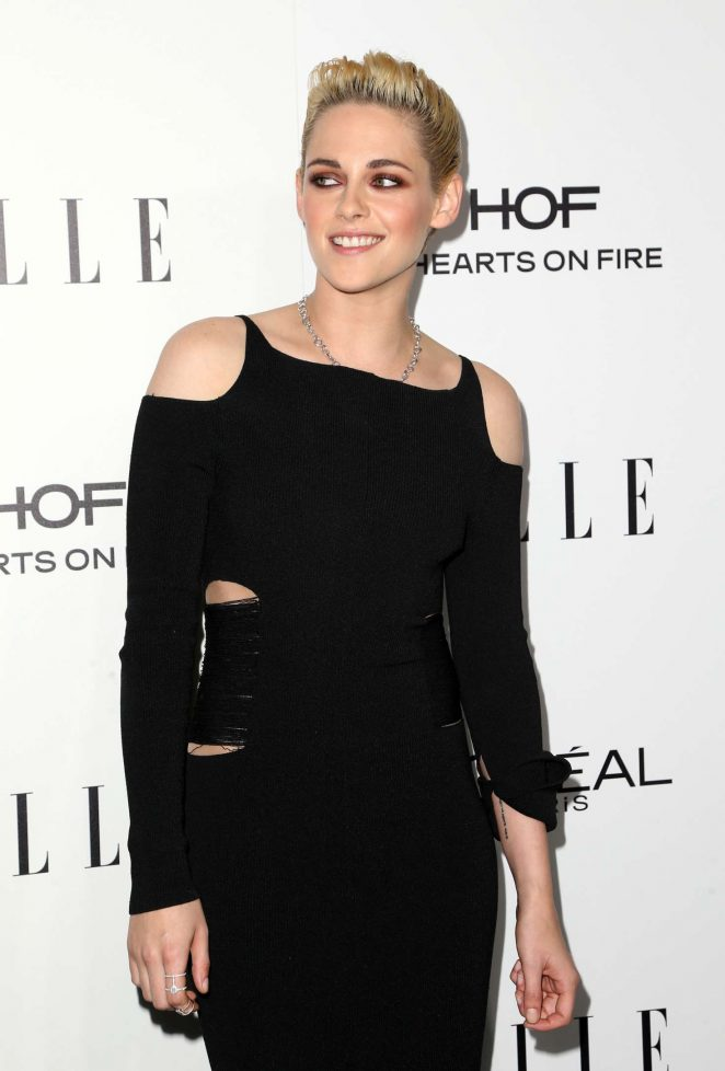 Kristen Stewart - 2016 ELLE Women in Hollywood Awards in Los Angeles