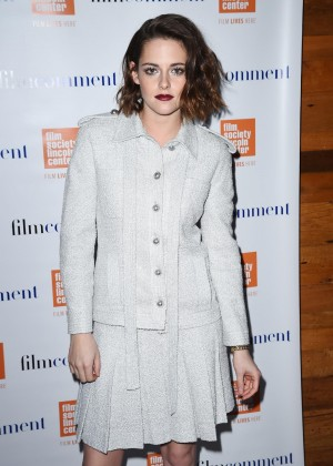 Kristen Stewart - 2016 Film Society Of Lincoln Center Luncheon in NYC