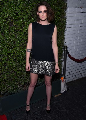 Kristen Stewart - 2016 Marie Claire Image Maker Awards in Los Angeles