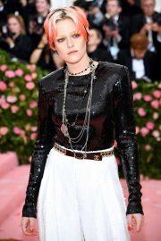 Kristen Stewart - 2019 Met Gala in NYC
