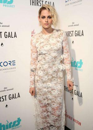 Kristen Stewart - 7th Annual Thirst Gala in Beverly Hills