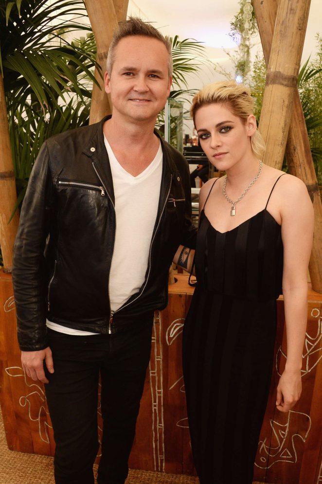 Kristen Stewart - Amazon Studios 'Cafe Society' Press Luncheon in Cannes