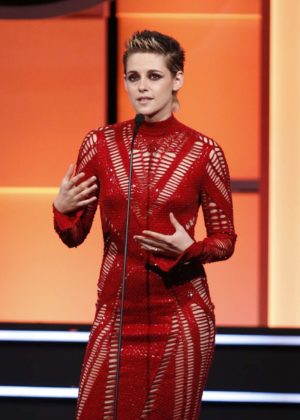 Kristen Stewart - American Cinematheque's Award Gala in Los Angeles